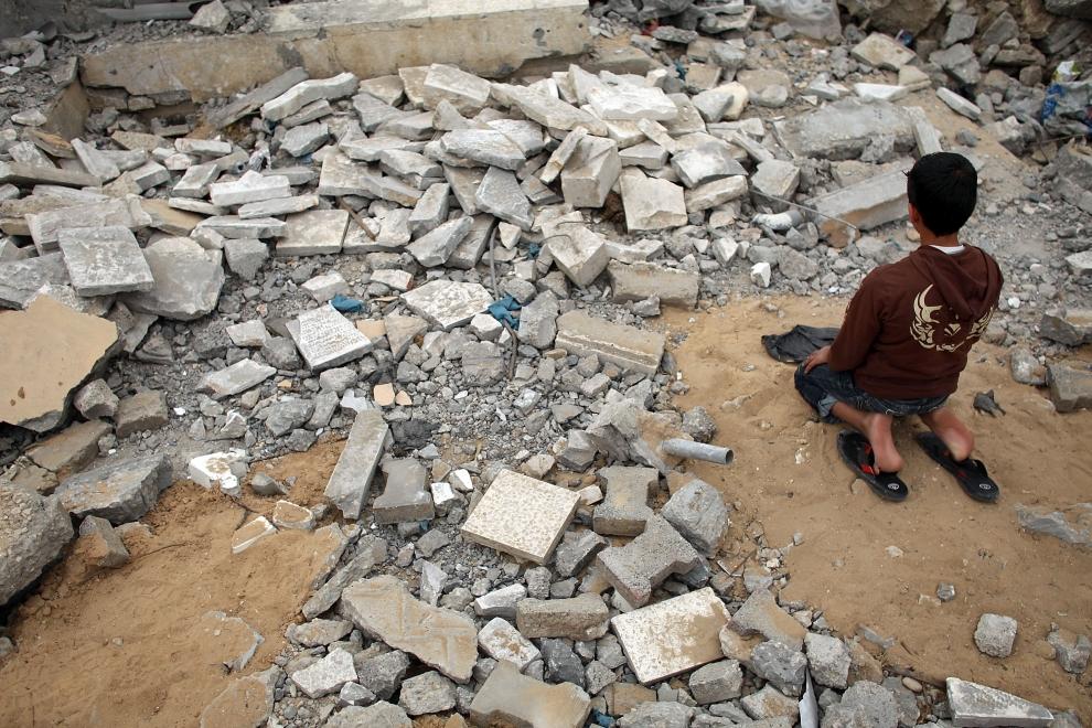 Strefa Gazy Picture: Fotoreportaże, Galerie Zdjęć