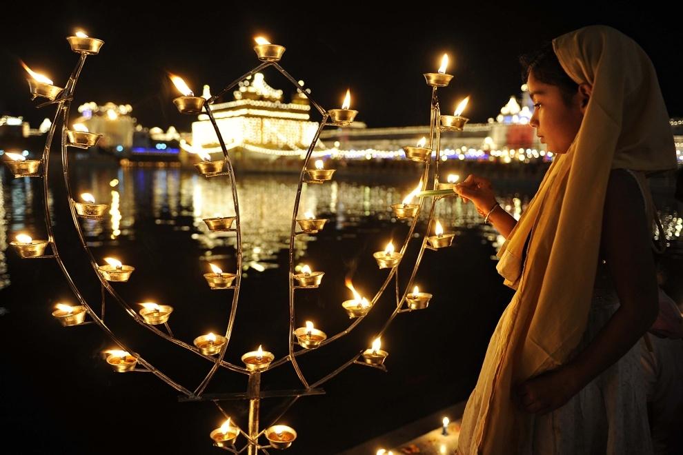 Jersey City NJ – October – Festival of Lights Diwali
