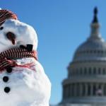 Waszyngton walczy ze śniegiem