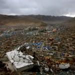 Chiny – zatrzęsła się ziemia