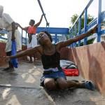 Rozpacz Haiti