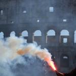 Zamieszki w stolicach: Rzym i Londyn