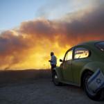 Pożary w Izraelu