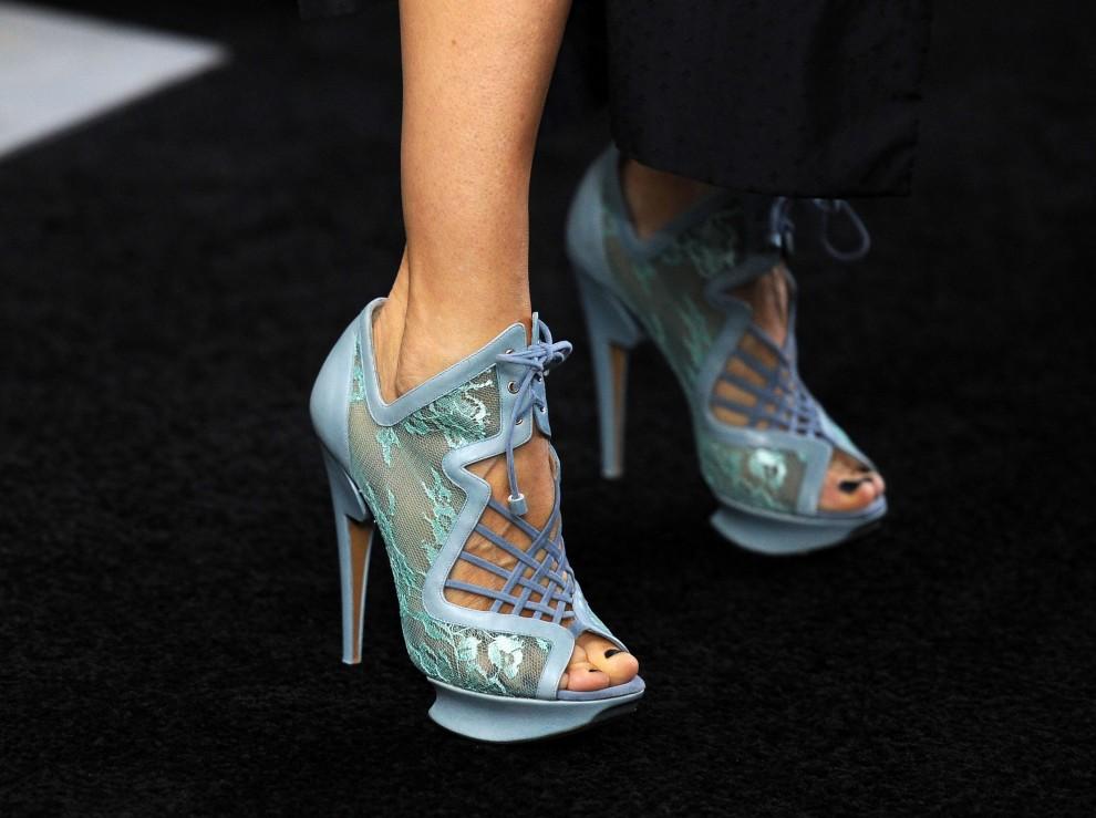 30. USA, Nowy Jork, 15 listopada 2010: Sarah Jessica Parker przybywa na premierę ekranizacji kolejnej części