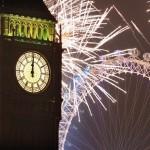 Tak witano Nowy Rok