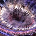 Olimpiada – ceremonia otwarcia
