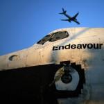 Ostatnia droga promu Endeavour