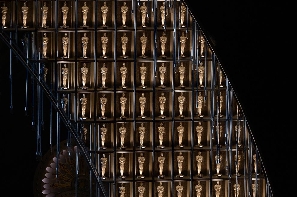 29.USA, Hollywood, 24 lutego 2013: Fragment dekoracji scenicznej podczas gali. (Foto: Kevin Winter/Getty Images)