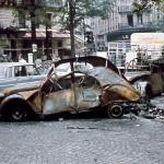 Maj 1968 w Paryżu