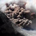 Erupcja Sinabung