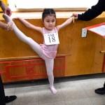 Baletowa selekcja