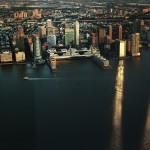 Nowy Jork widziany z One World Observatory