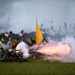 Waterloo – ofensywa francuska