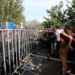 Starcia na granicy serbsko-węgierskiej