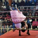Cholitas – na ringu w spódnicach