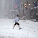 Snowmageddon w USA
