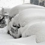 Turcja pod śniegiem