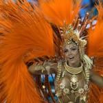 Pożegnanie karnawału w Rio