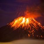 Przebudzenie wulkanu Tungurahua