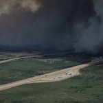 Gigantyczne pożary w Kanadzie