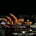 Vivid Sydney – eksplozja świateł i kolorów
