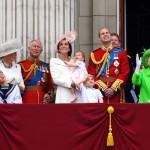 Wielka Brytania świętuje urodziny królowej