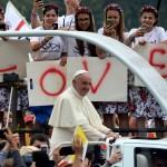 Światowe Dni Młodzieży w Krakowie. Wizyta papieża Franciszka