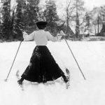 Lans na nartach – 100 lat temu!