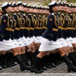 Kreml pokazuje siłę i przegrywa z pogodą